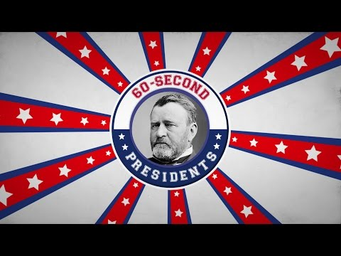 Ulysses S. Grant | 60-Second Presidents | PBS