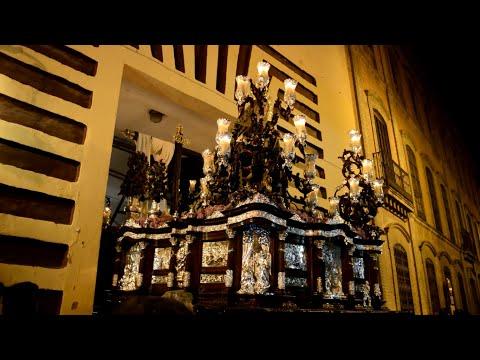 Entrada de la Soledad de San Buenaventura - Seman Santa de Sevilla 2016