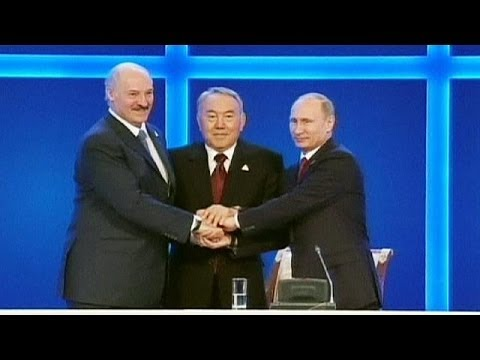 Russie, Kazakhstan, Belarus donnent naissance à l'Union économique eurasiatique - economy