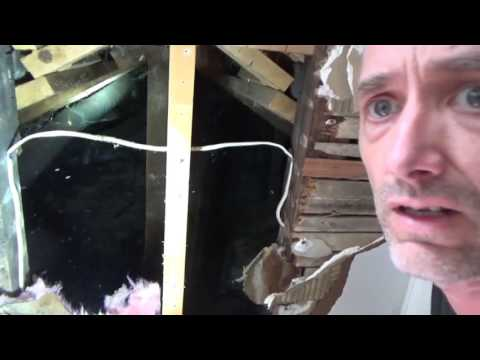 Solar Heating Panels Free For The Taking ~ House Demolition