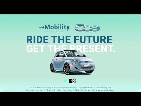 New Fiat 500 | KIRI: Ride the future, get the present.