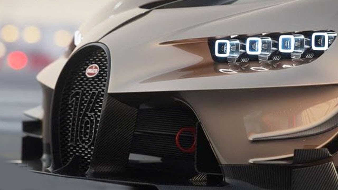 اسرع سيارات في العالم 2020