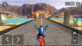 Extreme Bike Stunts 3D Motor Games - Android Gameplay