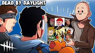 Dead By Daylight -  GOT TO SAVE THE GOOD MEMES! (New Killer, Survivors & Map!) Demogorgon!!!!