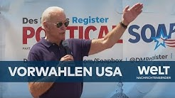 US Wahlen 2020 - Der Vorwahlkampf beginnt | Reportage