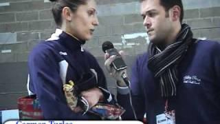08-01-2011: Intervista post Florens-Conegliano a Carmen Turlea