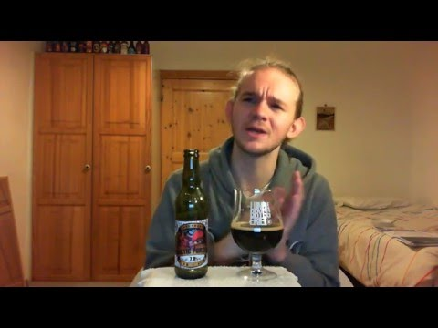 Beer Review #668: Stallhagen - Baltic Porter (Åland Islands)