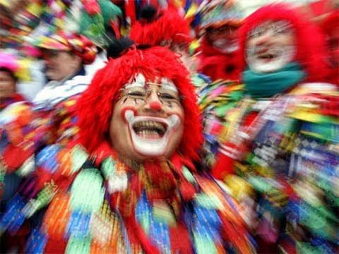 Cologne Carnival 2010 Rose Monday Parade