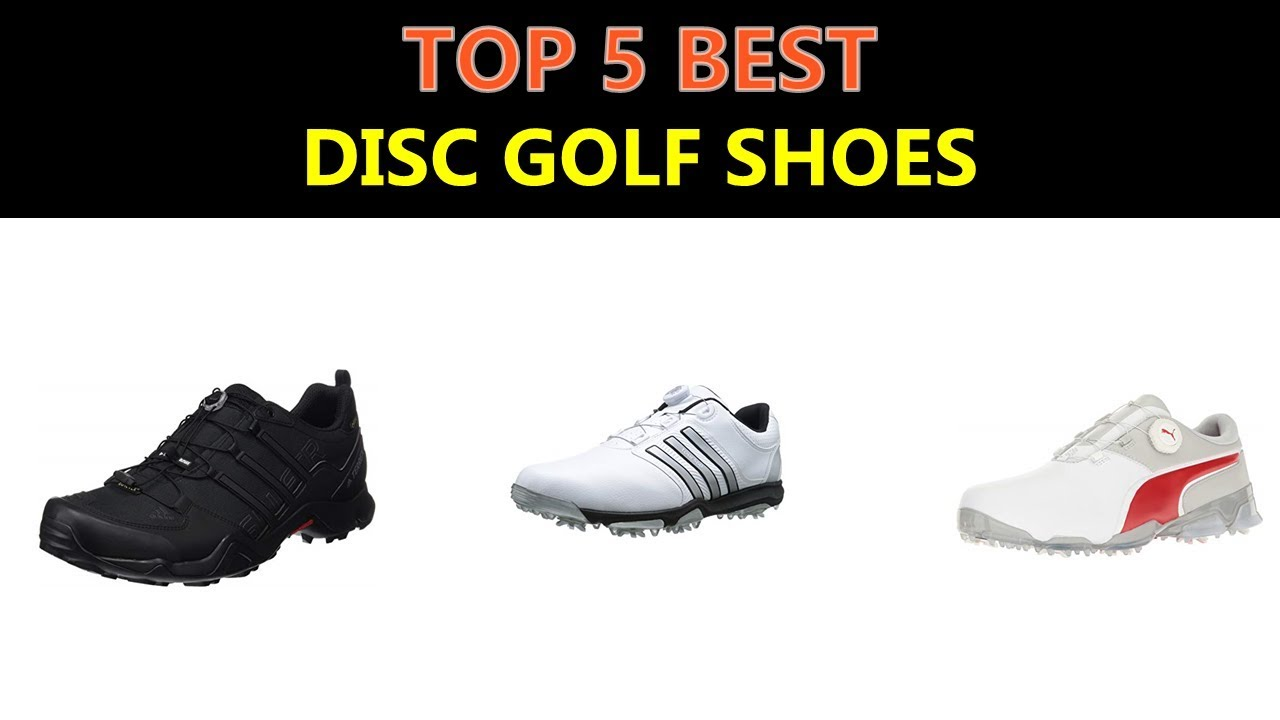 b05deffddc77 Best Disc Golf Shoes 2019 - YouTube