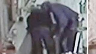 Caught on camera: Burglary in a temple in Surajpur, Greater Noida
