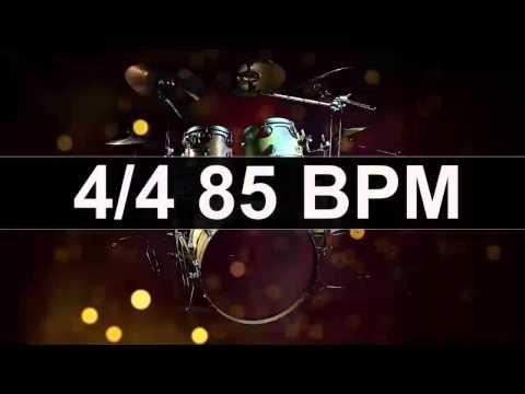 Drums Metronome 85 BPM