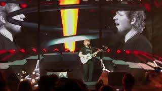Sing - Ed Sheeran - Columbus, OH @ Nationwide Arena