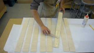 Bent plywood in 7 easy steps.