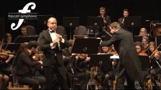 C.M. Von Weber - Clarinet Concerto No. 1: 3 - Rondo - Roeland Hendrikx With Frascati Symphonic