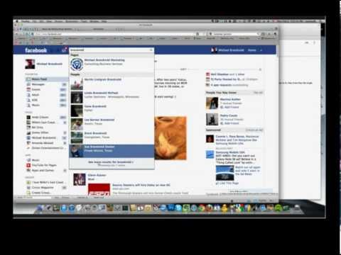 How To Use Facebook To Promote Your Music - Search Facebook Public Posts for Your Brand