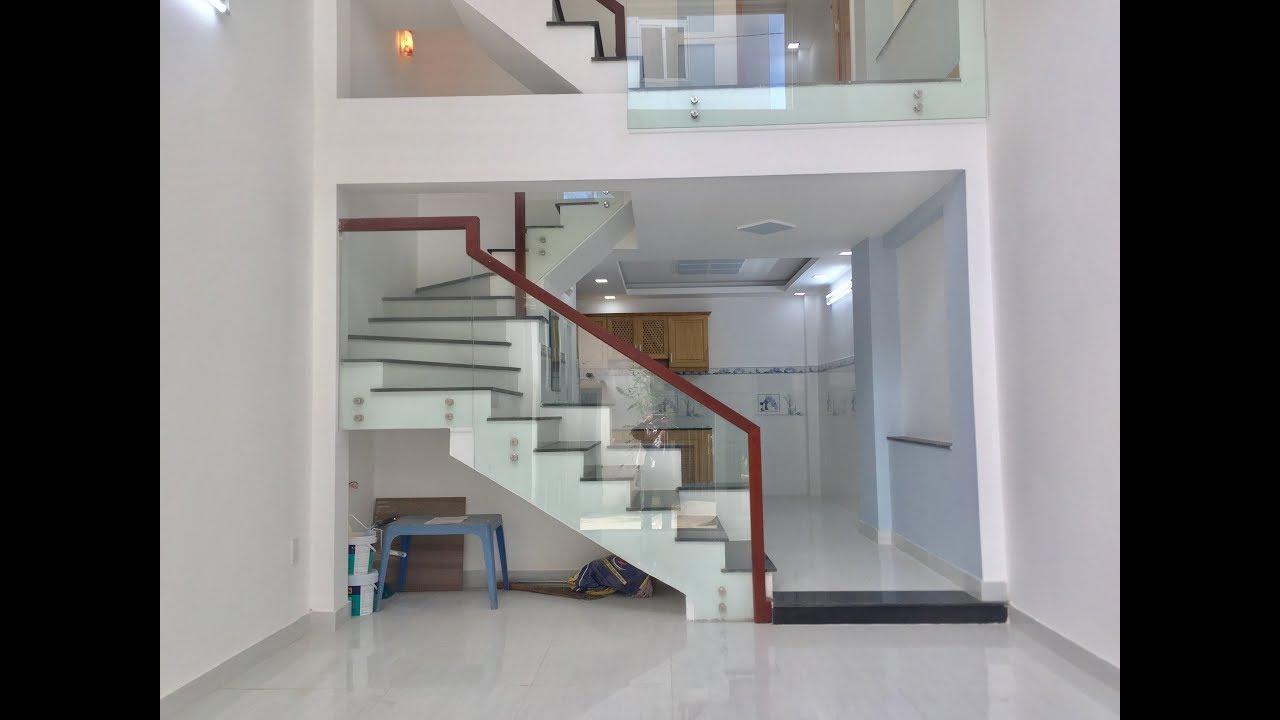 Bán Nhà Gò Vấp   Nhà phố 4x10m đúc 1 lửng 1 lầu , 3 phòng ngủ . Giá 3.25 tỷ