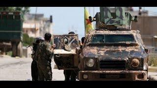 النظام والـYPG يشتركان في السيطرة على 6 قرى بمحيط الباب - جولة الرابعة