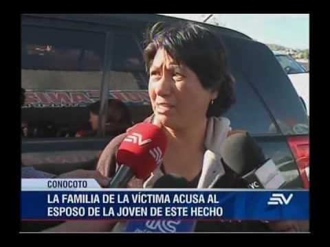 Investigan presunto femicidio en Quito