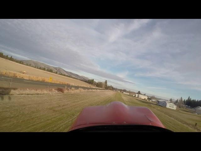 Landing at Pine Hollow Airstrip