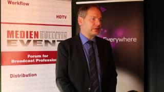 Roundtable: Dr. Rainer Schäfer, IRT