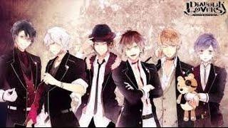 Какая музыка играет в головах героев аниме Diabolik Lovers