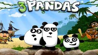 Juegos de Niños ►3 Pandas