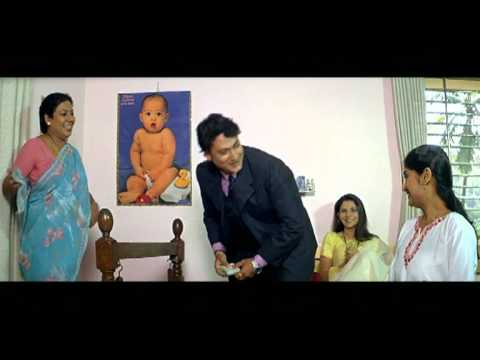 Gosht Lagna Nantarchi - Susheel Celebrates Birth Of A Boy - Sonali Kulkarni