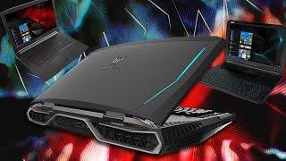 Notebooks gamer Acer Predator Trinton 700, Helios 300 e Predator 21 X