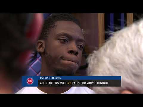 Pistons LIVE 12.12.17: Reggie Jackson