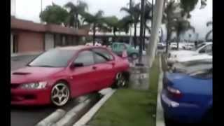 Tuning cars drifting fails - Stupid men driving
