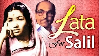 Lata Mangeshkar for Salil Chowdhury (HD) - Jukebox - Top 10 Lata Old Hindi Songs - Old Is Gold