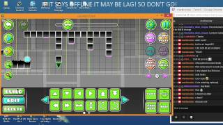 Geometry dash 1.9 CREATING MY FIRST AUTO LEVEL