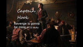 OUAT 6x20 Captain Hook sing ''Revenge is gonna be mine'' + CZ titulky HD