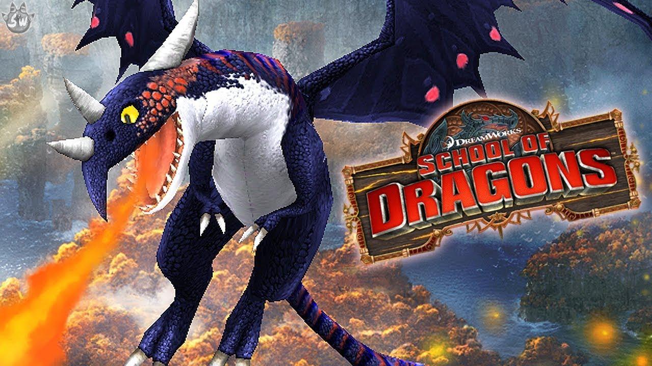 School of Dragons: Dragons 101 - The Dramillion - YouTube
