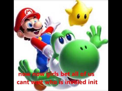 Luigi chatroom 8
