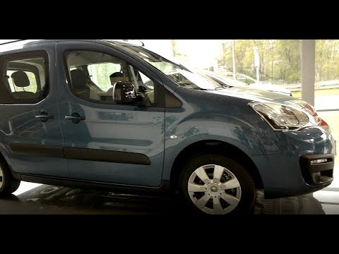 Citroen Berlingo 1.6 hdi видео обзор