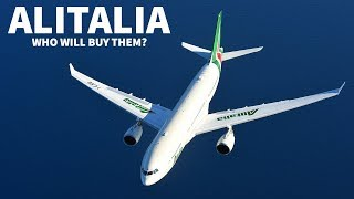Bankrupt Alitalia eyes Takeover by Delta