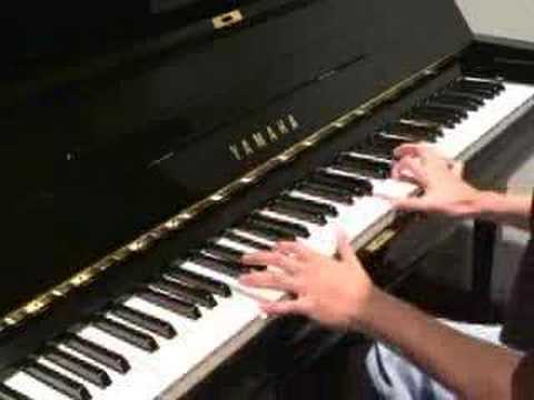 Keane - Somewhere Only We Know (piano Cover)