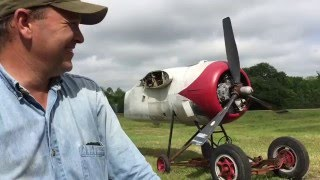 WARBIRD RADIO - Every aviator dreams of finding an old airplane. He...