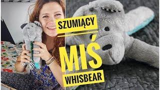 Whisbear Szumiący Miś - jak działa, szumi, opcja cry sensor