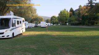 Campingpark Eberbach am Neckar September 2016