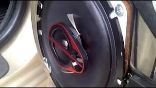 PIONEER TS-R1750S 17 cm car audio speakers