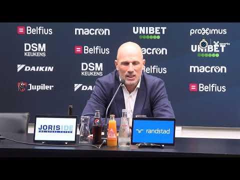 CLUB BRUGGE |  DE PERSCONFERENTIE NA #CluStvv  | 2019-2020