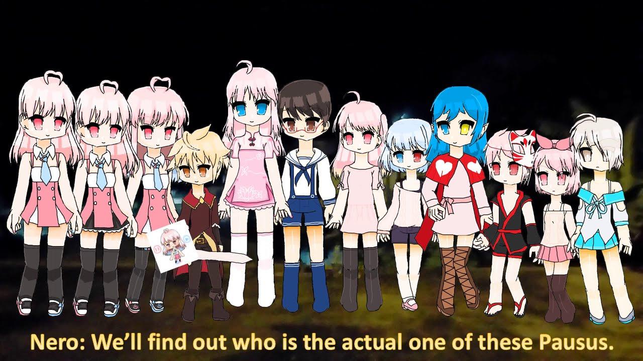 YunokiRoom NT: There's Pausu Impostors Among Us