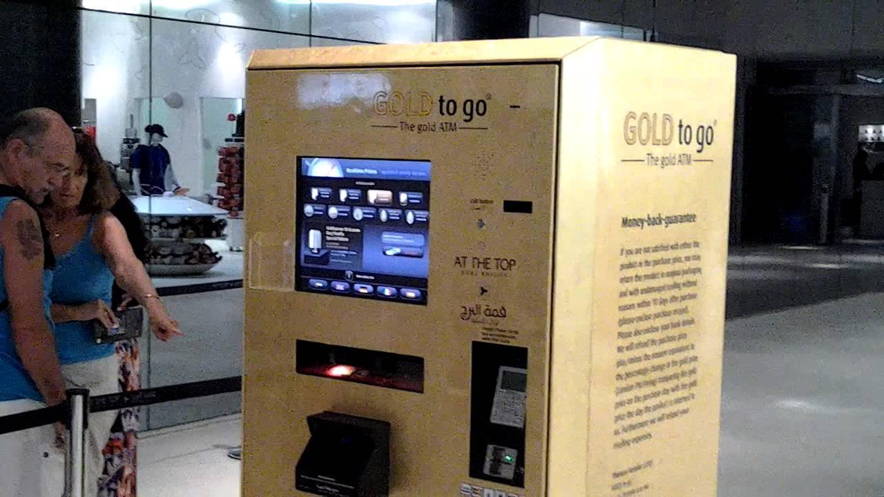 Резултат с изображение за burj khalifa gold automat