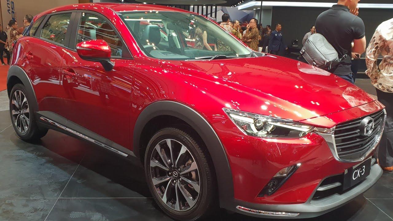 Mazda cx 3 indonesia