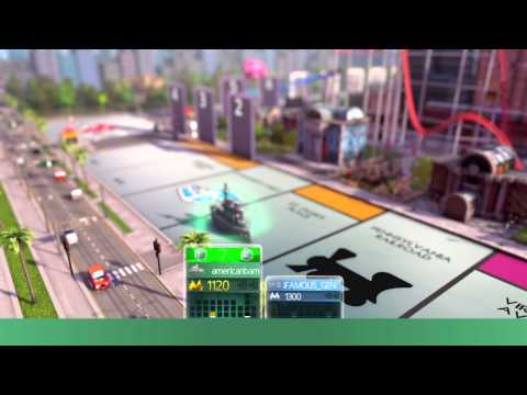 MONOPOLY FAMILY FUN PACK - PS4 Gameplay Online
