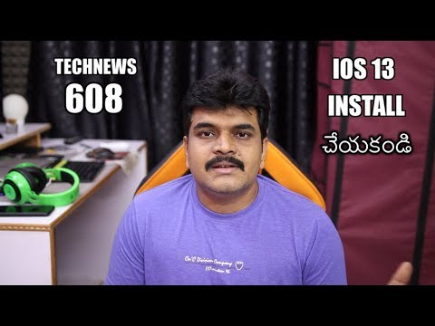 Technews 608 OPPO K5,IOS 13 Problems,Huawei Mate 30 series, Oneplus Android 10,Iphone 11 etc
