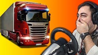 Hollanda'dan Fransa'ya Patates - Euro Truck Simulator 2