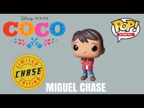 funko-pop-vinyl-chase-miguel-no-303-unboxing!review-disney-pixar-coco